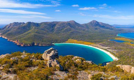 AUSTRALIA KÝ SỰ -TASMANIA