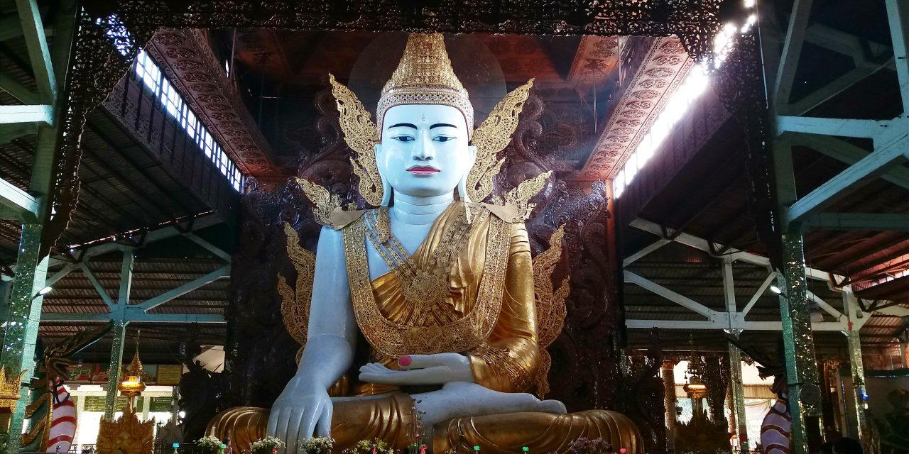 Ngar Htat Gyi Pagoda – Myanmar