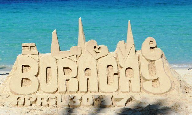 Boaracay – Biển xanh cát trắng