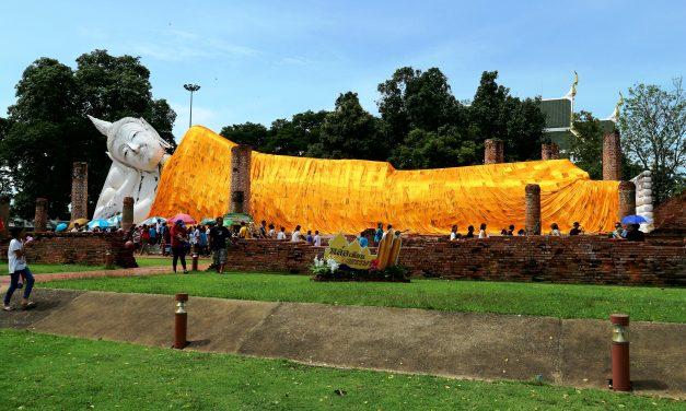 Wat Khun Inthapramun – Thái Lan