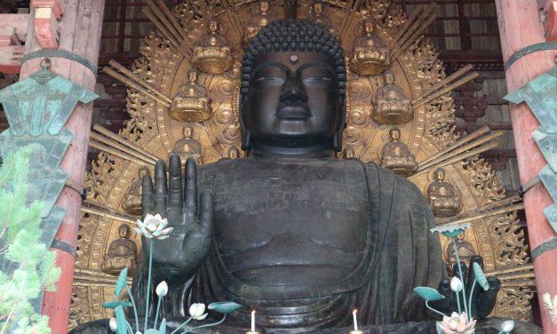 """Chùa Tōdai-ji (東大寺) """"Chùa lớn phương Đông"""""""