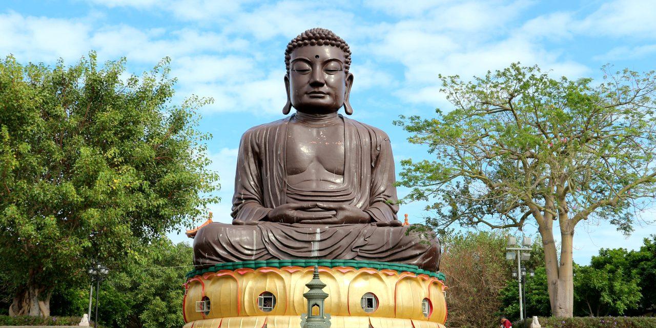 Tượng phật ở Bugua Shan – Chương Hóa