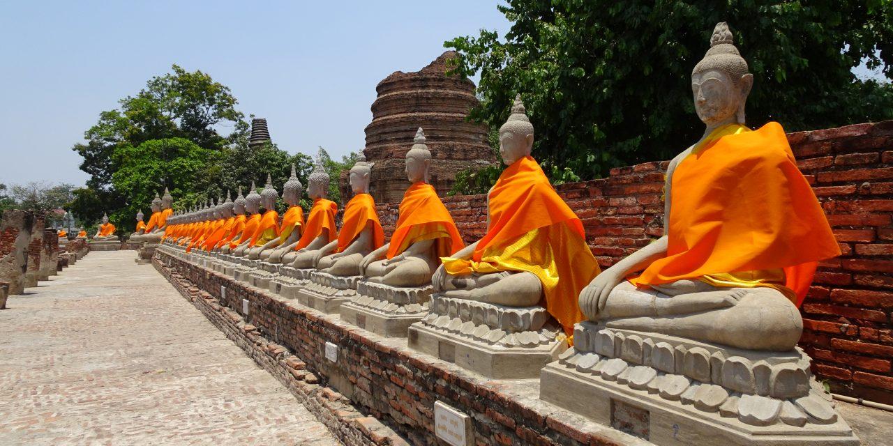 Thái Lan – Hành trình về đất phật