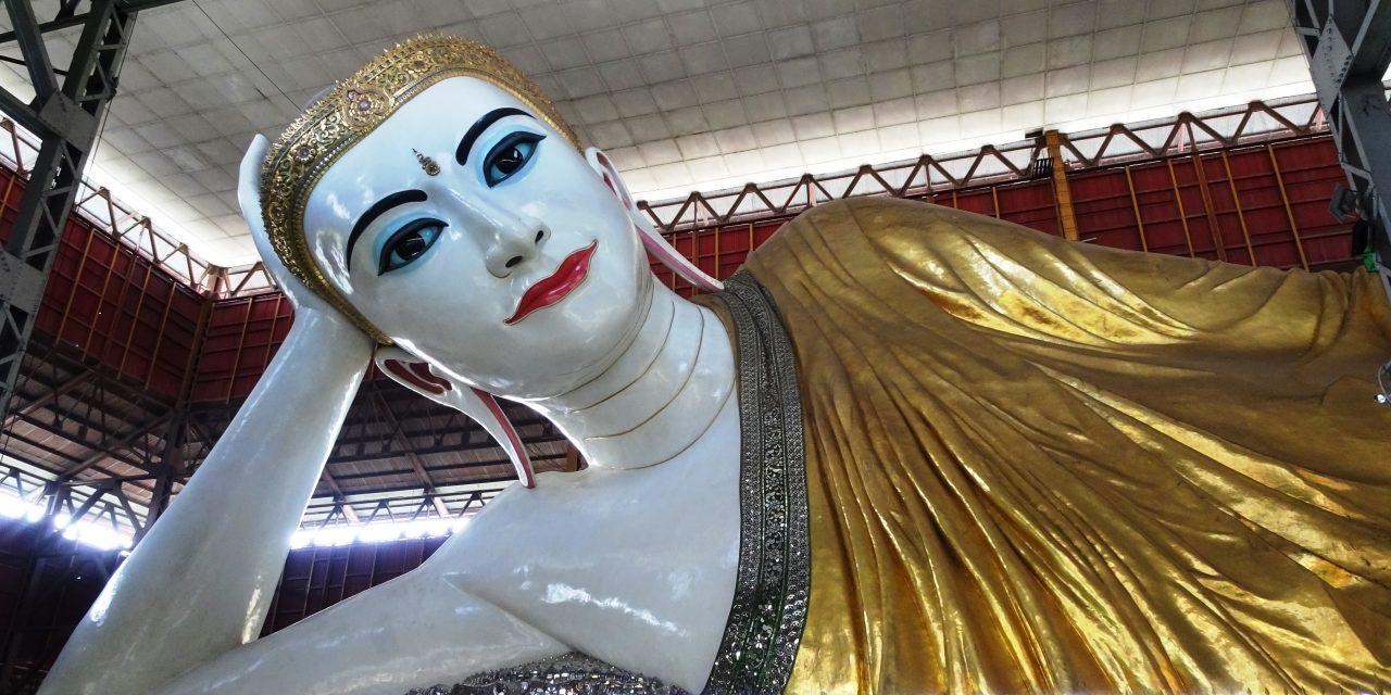 Chauk Htat Kyi Pagoda – Myanmar