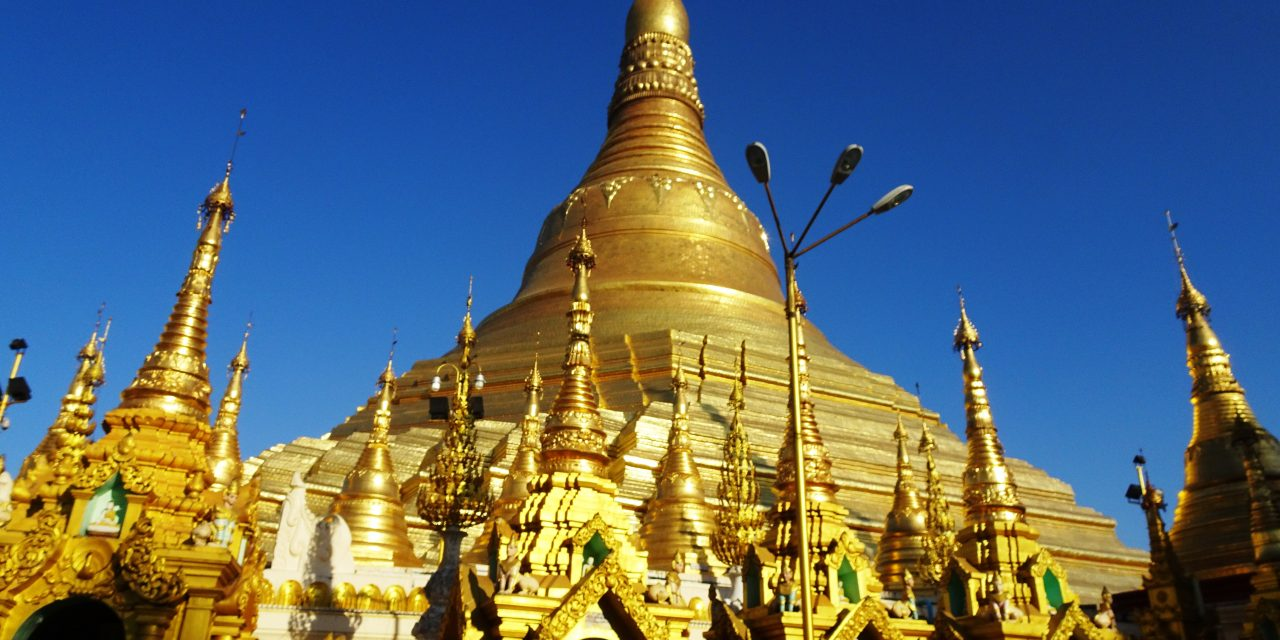 Myanmar ký sự 1