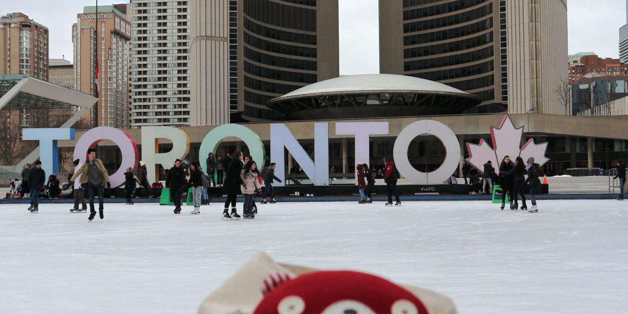 Canada – Mùa đông trắng