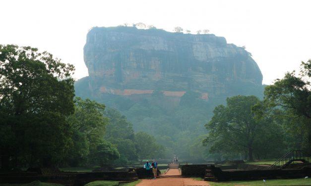 Srilanka – Đất phật yên bình