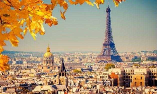 Mùa Thu Paris