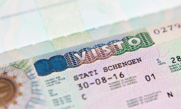 Kinh nghiệm xin visa Ý tự túc