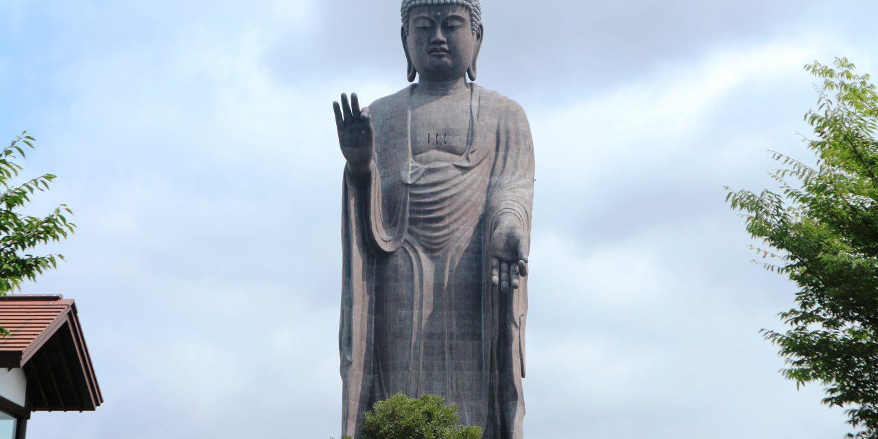 Ushiku Daibutsu 牛久大仏