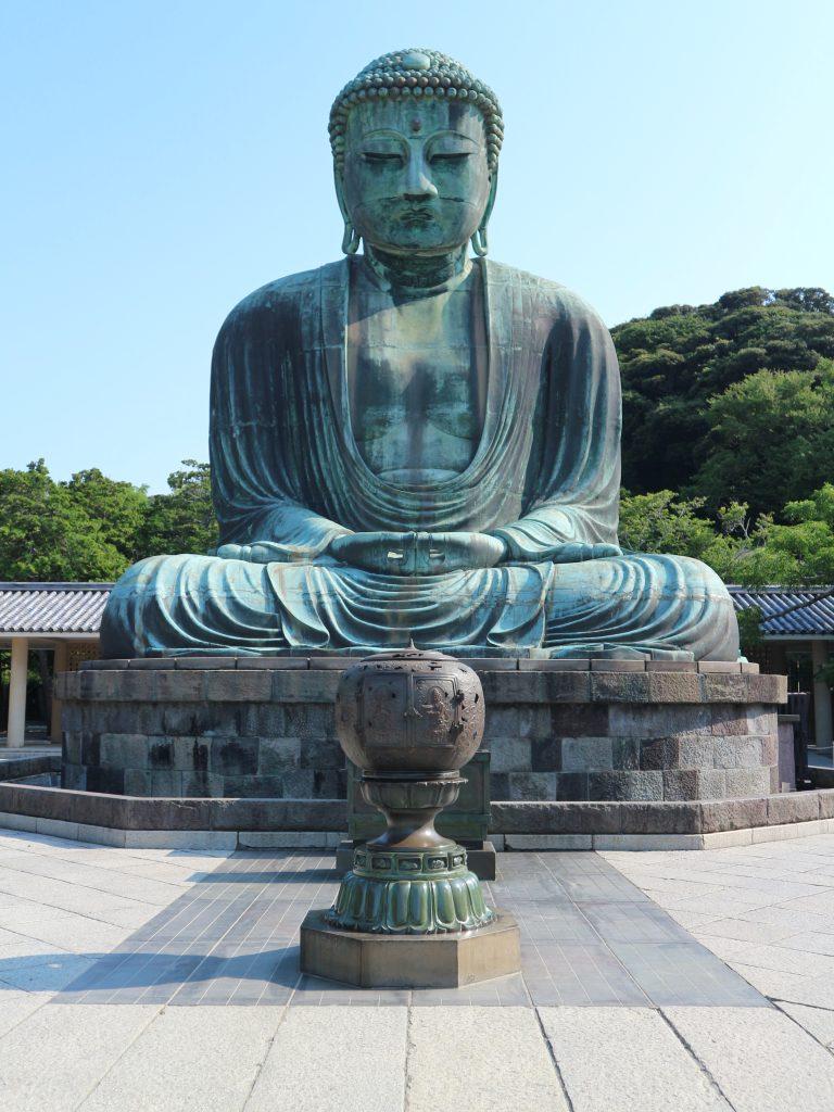Image result for Tượng Đại Phật Great Buddha (Daibutsu)