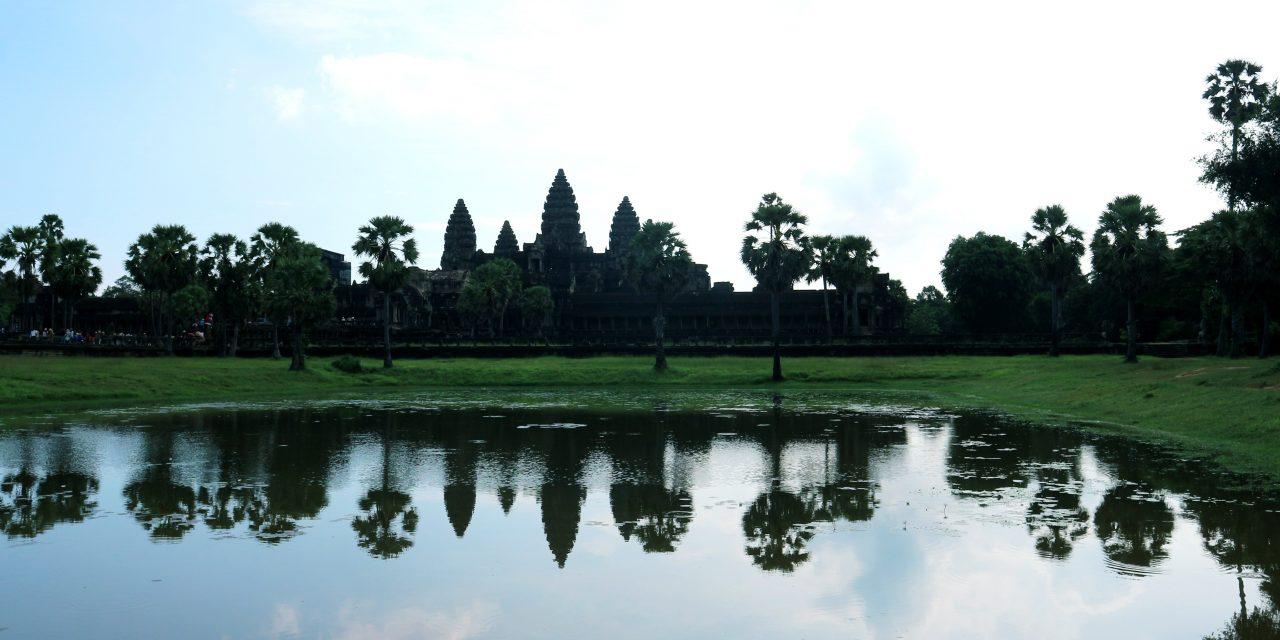Phượt Siem Reap cuối tuần