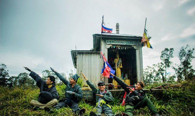 Nhật ký Núi Aoral 1813 m – Kampong Speu- Cambodia