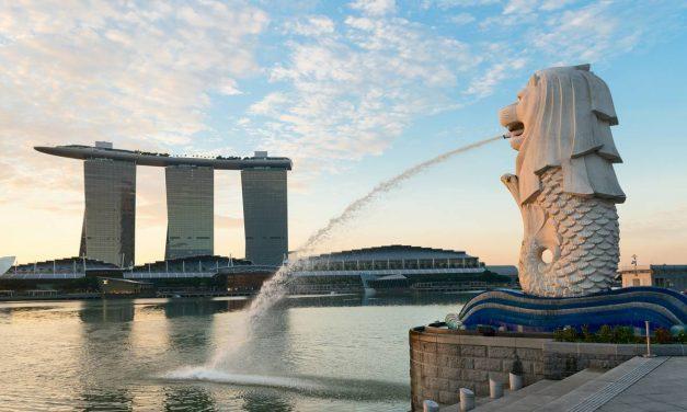 Singapore – Hòn đảo sư tử
