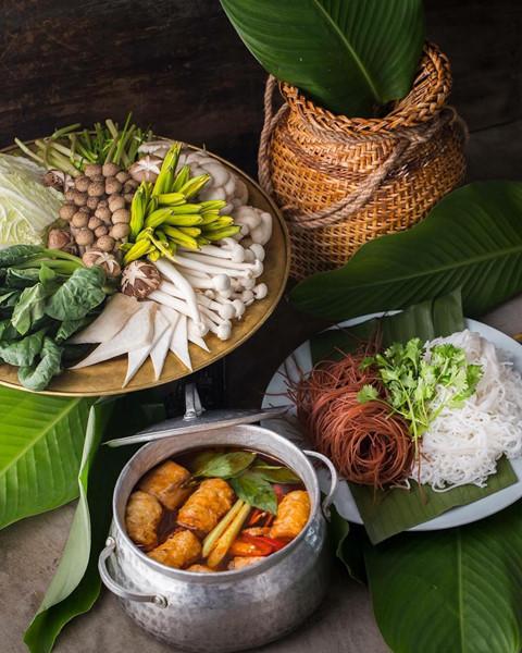 Quán chay tại Hà Nội