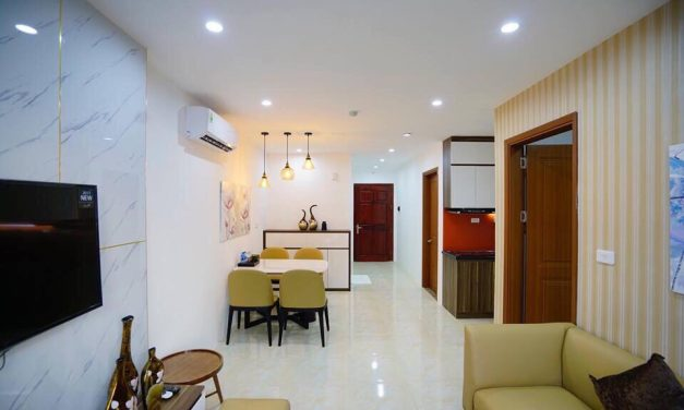 Homestay tầng 23 New Life Tower – Hạ Long