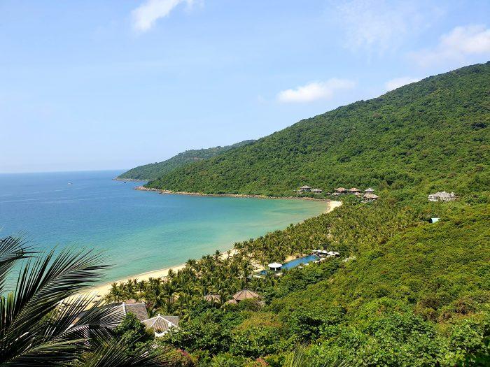 Biển ở bán đảo Sơn Trà-InterContinental Danang Sun Peninsula Resort