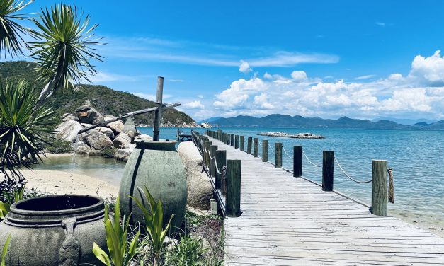 L'ALYA Ninh Vân Bay ***** – Biển xanh bên vịnh